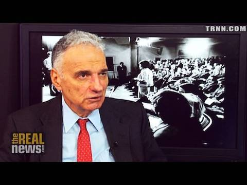 Nader says reinstate Helen Thomas