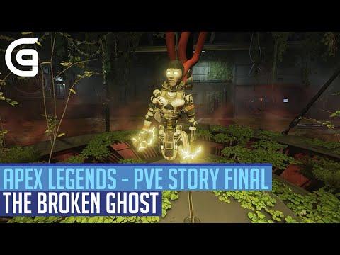 The Broken Ghost - Final Mission | Apex Legends Season 5 PVE