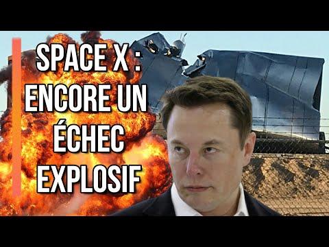 Space X, encore un échec EXPLOSIF - Le Journal de l'Espace n°25 - Actualité Spatiale - Espace