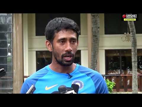 India vs Sri Lanka 2017: Wriddhiman Saha Press Conference