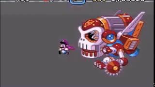 Super Kitiku Mario - Wily's Revenge - Level 78