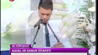 Kaval taksim ve Tutam yar elinden ( Abdullah Evliyaoğlu (kaval) - Hakan Özdoğan(kanun) )