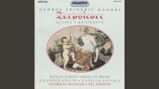 Alcina HWV 34: No. 4 Sarabande: Adagio, No. 3 Gavotte: Alla breve