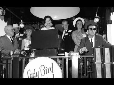 Lady Bird's Whistle Stop: Mobile, AL: 10/9/64, 2:36 PM.