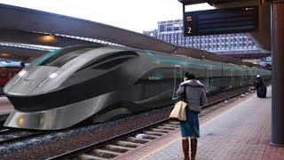 I rode superfast bullet trains in China, Japan, Korea, and Russia, and one is better than the rest