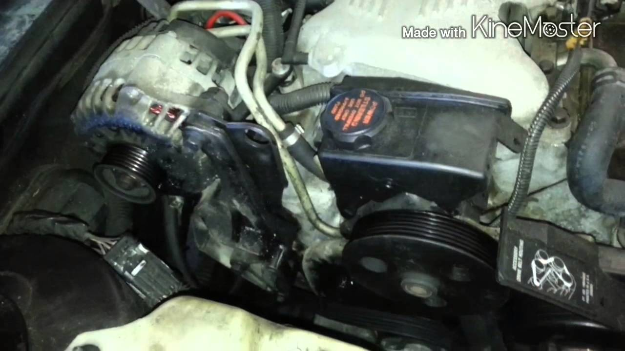 3100 Engine Head Gaskets Replacement Youtube Gasket Diagram Further Chevy 3 1 Intake Manifold