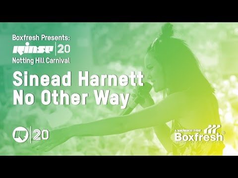 Sinead Harnett - No Other Way (Live at Notting Hill Carnival 2014)