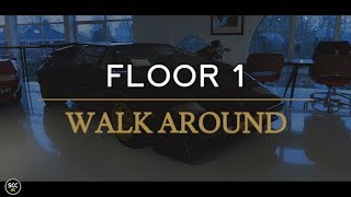 4K - A WALKAROUND SHOWING EUROPE'S CLASSIC CAR DEALER GALLERY AALDERING - Part 3 | SCC TV