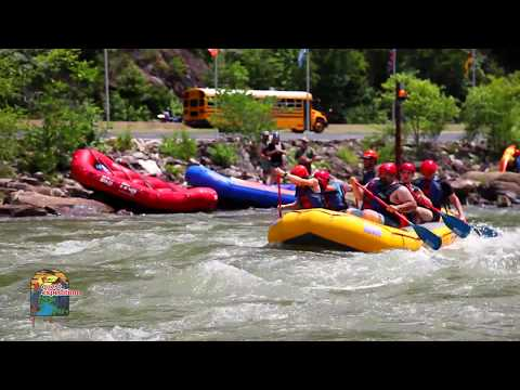 Tennessee Whitewater: Ocoee River Rafting Upper Section & Olympic Course