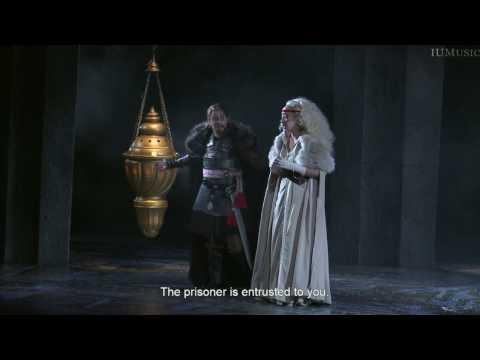 Jacobs School of Music Opera Theatre 2017 - Rodelinda