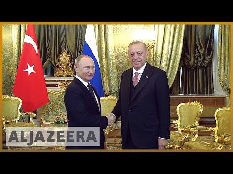 🇷🇺 🇹🇷 Syria joint patrols: Russia and Turkey announce Idlib deal | Al Jazeera English