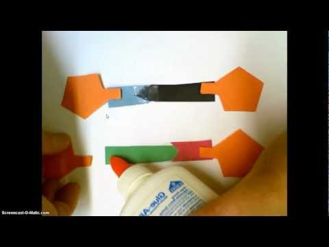 DNA Paper Model Building Directions