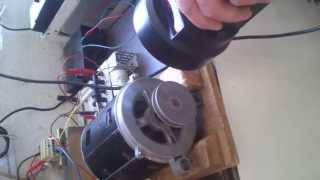 Mon premier moteur électrique