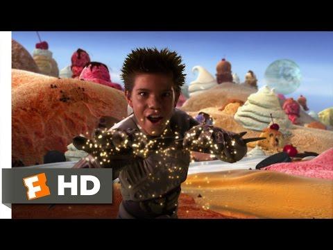 Sharkboy and Lavagirl 3-D (7/12) Movie CLIP - Sharkboy