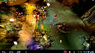 Android Games: Expendable Rearmed