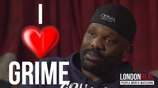 I LIKE SKEPTA & JME | Dereck Chisora on music | London Real