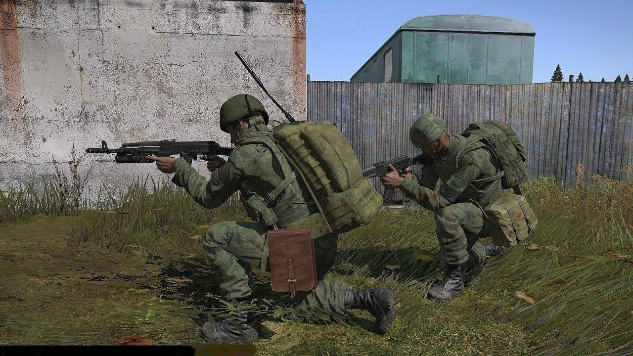 действия разведки в тылу врага