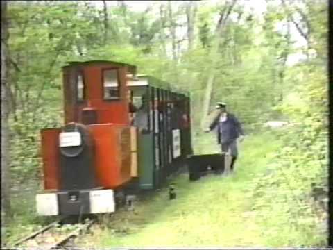 """15"""" Gauge Woodlands Light Railway (narrow gauge)"""