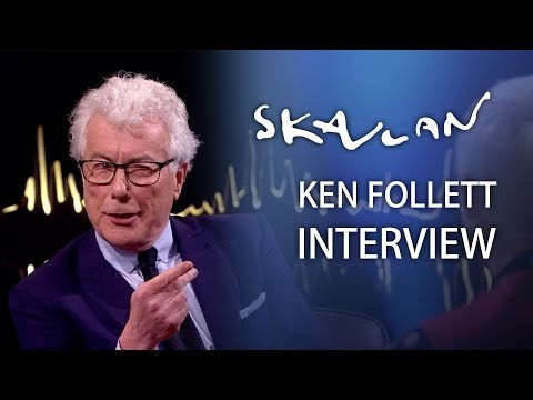 "Ken Follett | ""... one day you might want to wright something better"" 