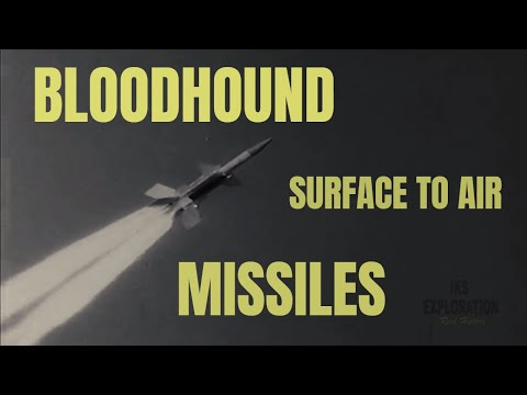BLOODHOUND MISSILE - COLD WAR BUNKER SERIES - (INTRODUCTION 3)