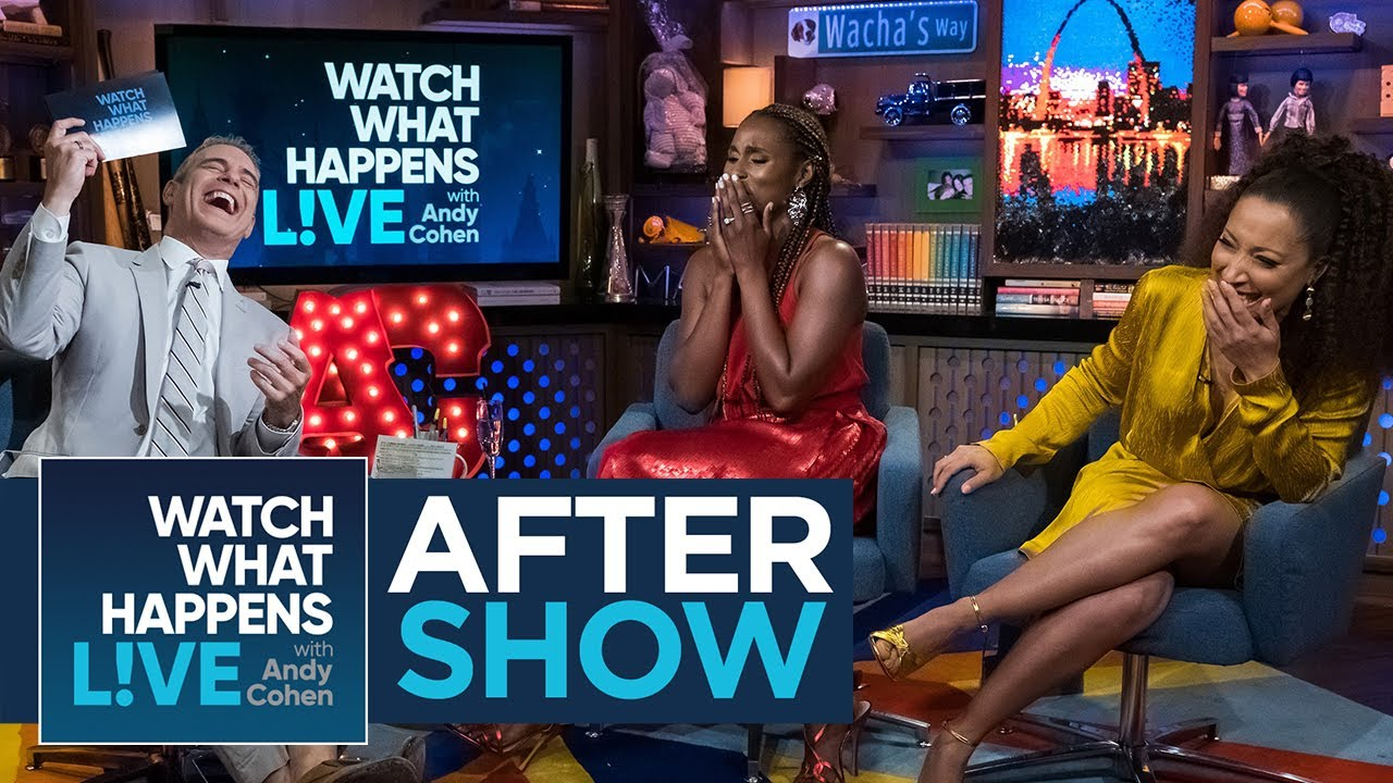 Download After Show: Robin Thede Calls Correspondents' Dinner 'Whack' | WWHL