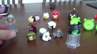 How to scan Angry Birds star war 2 Telepods qr code scan