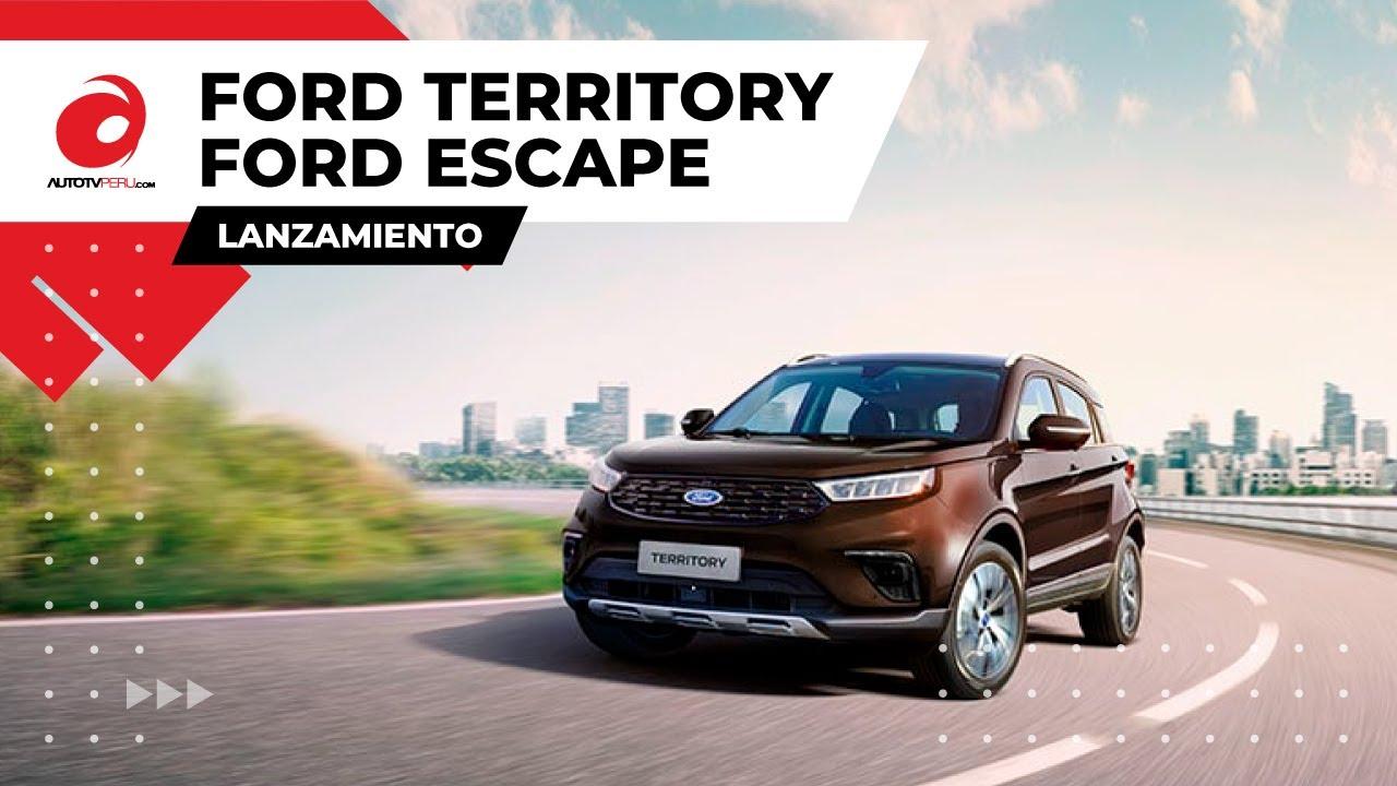Nuevas Ford Territory y Ford Escape | Lanzamiento