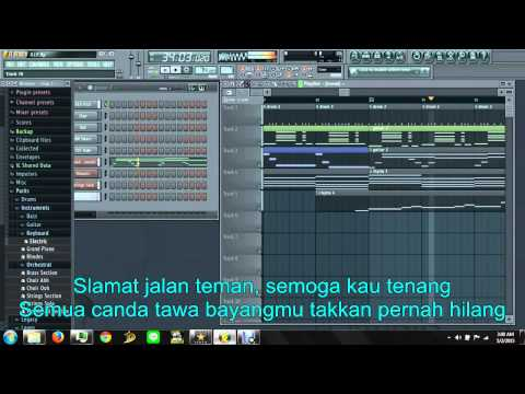 Bondan Prakoso R.I.P Aransemen Instrumental FL Studio