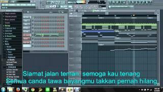 Bondan Prakoso R I P Aransemen Instrumental FL Studio