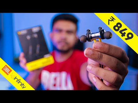 Infinity (JBL) Glide 120 Review After 45 Days   Best Wireless Earphones Under 1000 Rs!