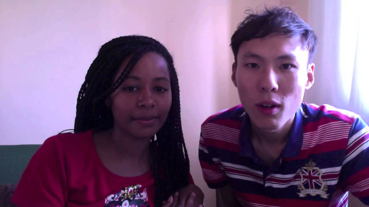 Black And Chinese In Poland 1St Video Vlog - Youtube-4445