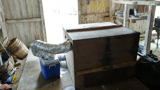 How To Make a Air Conditioned Cooler with a Fan and Ice
