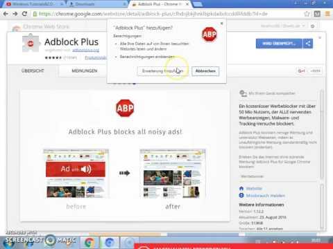 ADblock Plus Kostenlos German