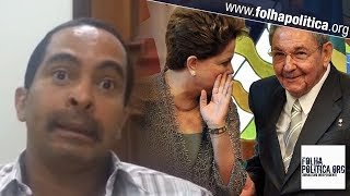 Médico cubano exilado no Brasil confirmou abusos, autoritarismo e escravidão do