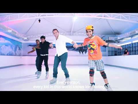 Glice® Synthetic Ice Rinks & Google: Democratizing Ice Skating around the Globe