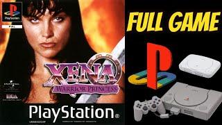 (PS1) Xena: Warrior Princess 100% Walkthrough Longplay ALL SCROLLS, UPGRADES, NO COMMENTARY screenshot 5