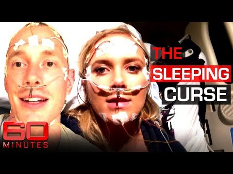Terrifying genetic disease causes entire families to never sleep again | 60 Minutes Australia