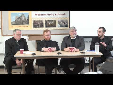 St  Mark's Conference Panel Discussion 2017