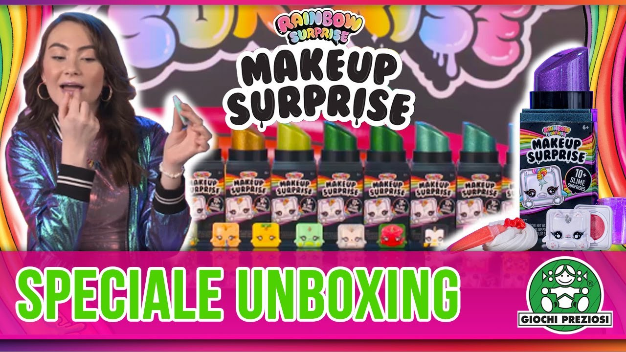Giochi Preziosi | Poopsie Make Up Surprise Unboxing