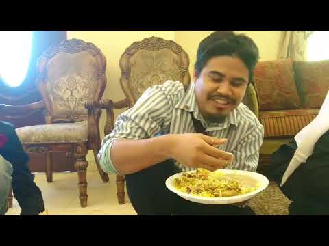 Random Video In Bahrain 3: Lunch In A Bahraini House