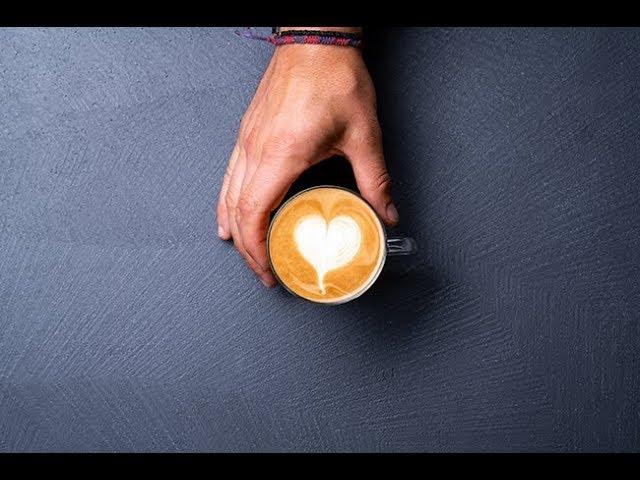 #2 Hvordan lage hjerte i kaffen - By CHAQWA