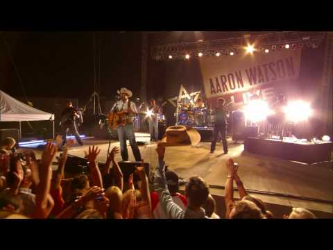 Aaron Watson - Barbed Wire Halo (Live)