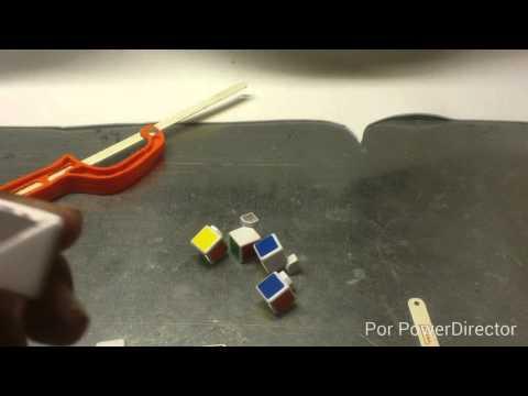 Half Truncated Cube como hacerlo