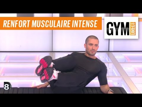 Abdominaux – Renforcement Musculaire Intense - 124