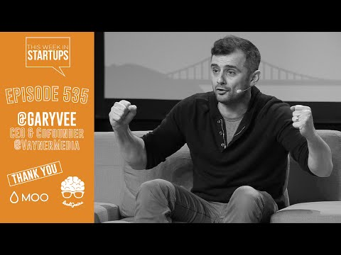 Gary Vaynerchuk: Crushing It in biz, building a media empire, investing, making magic in the gray