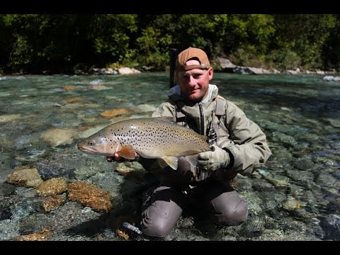Fly fishing NZ - 'A Day To Remember'
