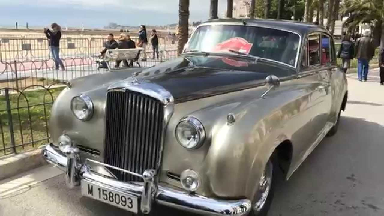 1956 bentley s1 in the street youtube. Black Bedroom Furniture Sets. Home Design Ideas