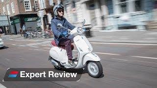 2014 Vespa Primavera 125 bike review