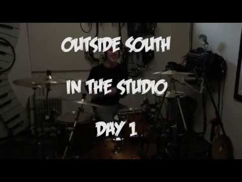 Outside South EP - Studio Day 1