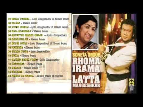 Soneta Grup Rhoma Irama Dan Latta Mangeshkar Full Album